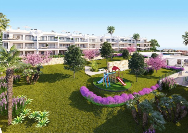2 Bedroom Apartment For Sale, Manilva
