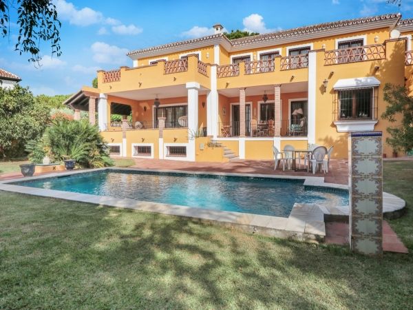 5 Bedroom Detached Villa For Sale, Marbesa